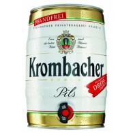 Krombacher Pils 5,0 L Partyfass