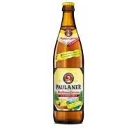 Paulaner Weißbier-Zitrone Alkoholfrei