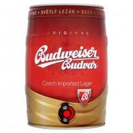 Budweiser Budvar 5,0 L Partyfass