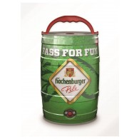 Hachenburger Pils 5,0 l Partyfass