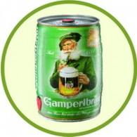Gampertbräu Förster Pils 5,0 l Partyfass