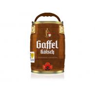 Gaffel Kölsch Reisefass mit Tragegriff 5,0 l Partyfass
