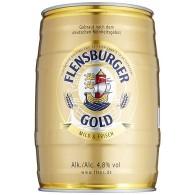 Flensburger Gold 5,0 L Partyfass