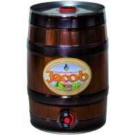 Jacob Hefeweizen 5 L Partyfass
