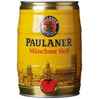 Paulaner Original Münchner hell 5,0 L Partyfass