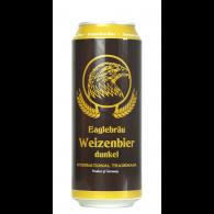 Eaglebräu Weizenbier Dunkel 24 x 0,5 l Dose