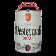Westerwald Bräu 5,0 l Partyfass
