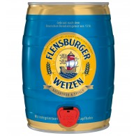 Flensburger Weizen 5,0 L Partyfass