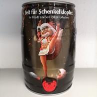 """Füchschen Altbier """"Karneval""""  5,0 l Partyfass"""