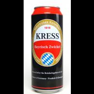 Kress Bayrisch Zwickel 24 x 0,5 l Dose