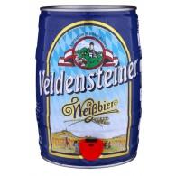 Veldensteiner Weissbier 5,0 L Partyfass
