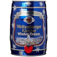 Weltenburger Wintertraum 5,0 l Partyfass