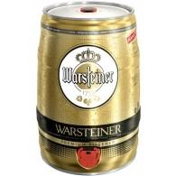 Warsteiner Pilsner 5,0 L Partyfass