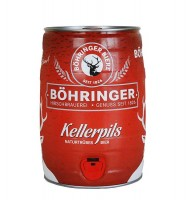 Böhringer Kellerpils 5,0 l Partyfass