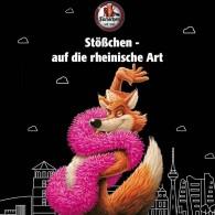 """Füchschen Altbier """"Stößchen""""  5,0 l Partyfass"""