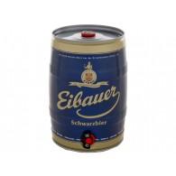 Eibauer Schwarzbier 5,0 l Partyfass