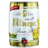 Bitburger Pils 5 L Partyfass