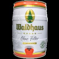 Waldhaus Ohne Filter 5,0l Partyfass