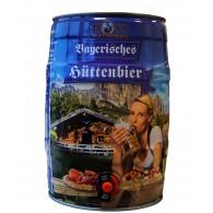 Brauerei Höss - Allgäuer Hüttenbier 5,0 l Partyfass