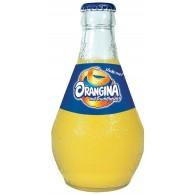 Orangina 0,25l Flasche