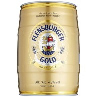 Flensburger Gold 5,0 L Partyfass