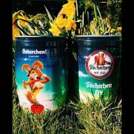 """Füchschen Altbier """"Ostern""""  5,0 l Partyfass"""