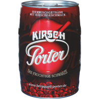 Lausitzer Kirsch-Porter  5,0 l Partyfass