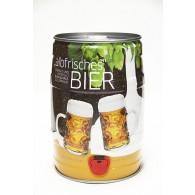 Brauhaus Zollernalb Alb-Weizen 5,0 l Partyfass