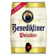 Benediktiner Weißbier 5,0 l Partyfass