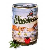 Wittichenauer Premium Pils 5,0 l Partyfass