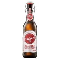 Fischer´s Keller Bier 16 x 0,5 L