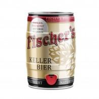 Fischers Kellerbier 5,0 L Partyfass