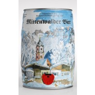 Mittenwalder Winter 5,0 L Partyfass