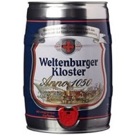 Weltenburger Anno 1050 5,0 l Partyfass