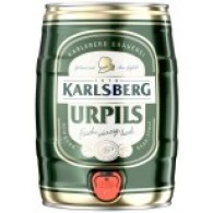 Karlsberg UrPils 5 L Partyfass