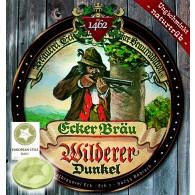Ecker Bräu - Wilderer Dunkel 5,0 l Partyfass
