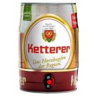 Ketterer Gold Export 5,0 l Partyfass