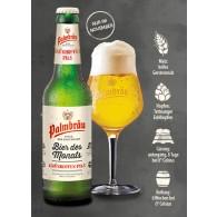 Palmbräu Bier des Monats - Grünhopfen Pils