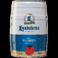 Landskron Premium Pilsner 5,0 l Partyfass