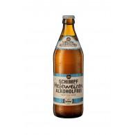 Kronenbrauerei Schimpf Hefe-Weizen alkoholfrei 16 x 0,5 l