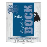 Ecker Bräu - Saphir Bock 3l Magnum Flasche