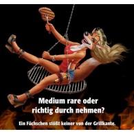 """Füchschen Altbier """"Medium Rare""""  5,0 l Partyfass"""