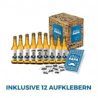 Bester Papa Box 9 Flaschen 0,33l