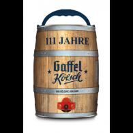 Gaffel Kölsch 111 Jubiläum 5,0 L Partyfass