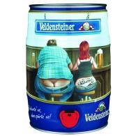 Veldensteiner Pils (Arschgeweih) 5 L Partyfass