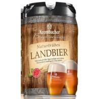 Krombacher Landbier Frische-Fass 5,0 l Partyfass